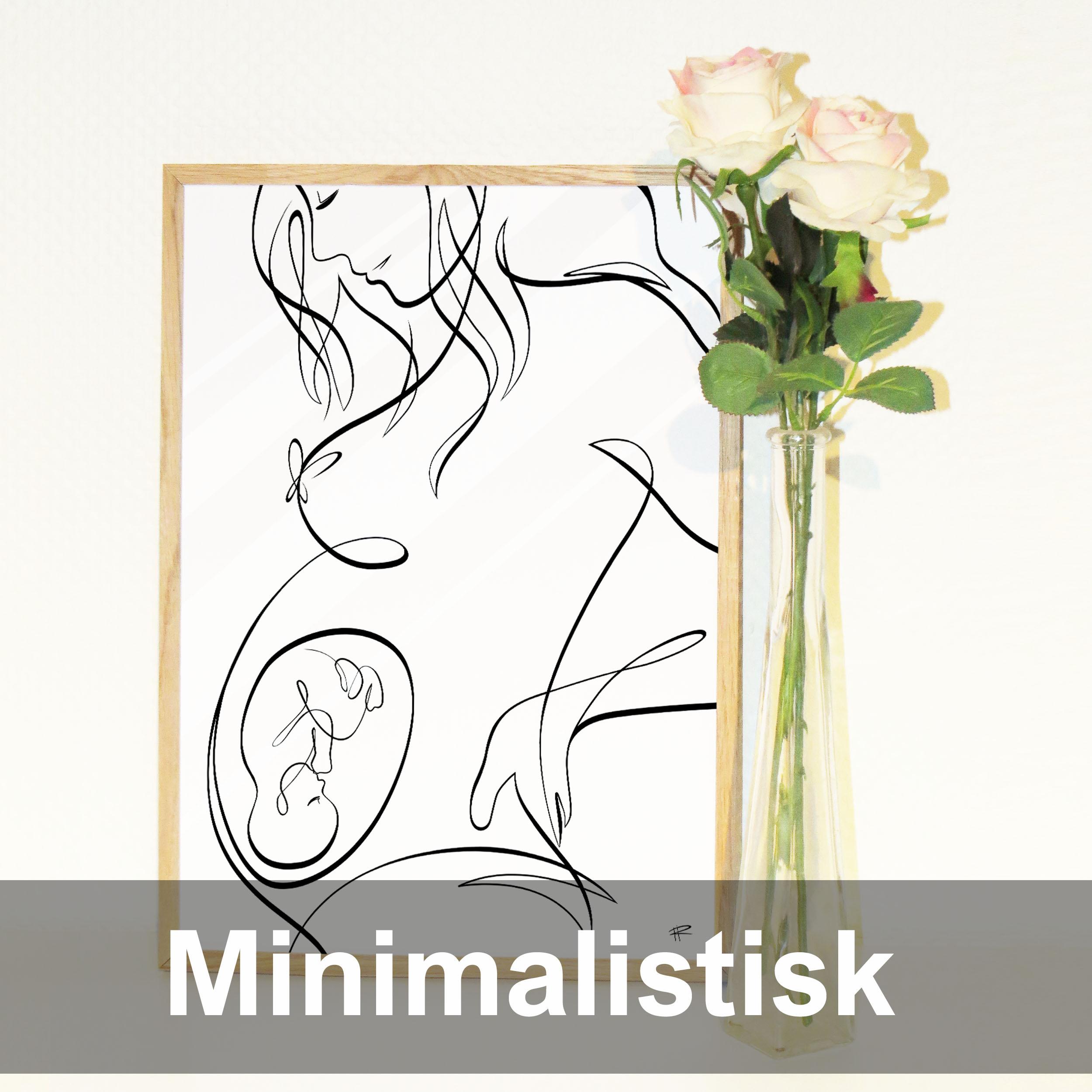 Minimalistisk